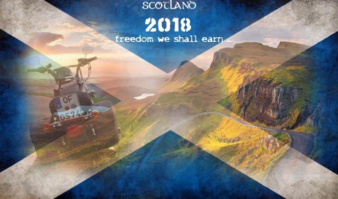 Schottland 2018/Scotland 2018