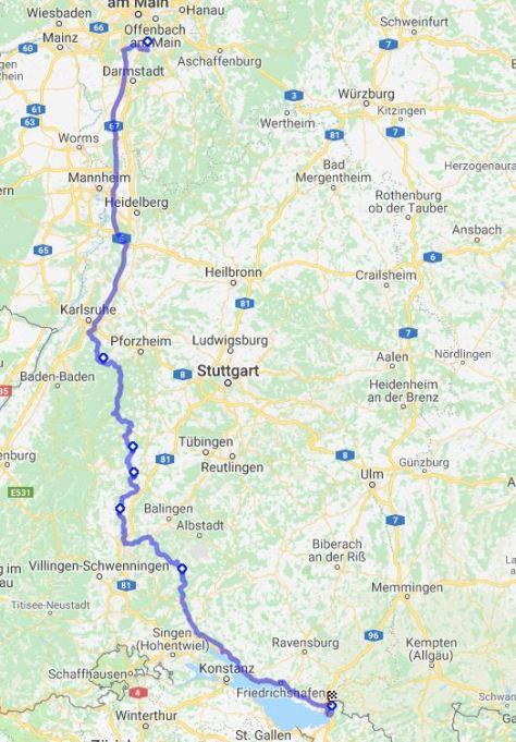 Alpentour - Tag1