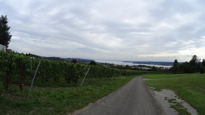 Alpentour 2017 – Tag 1 – Anfahrt